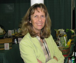 Author Susan Hartsfield