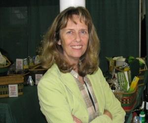 Author Susan Hartsfield
