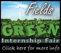 Fields of Green Internship Fair