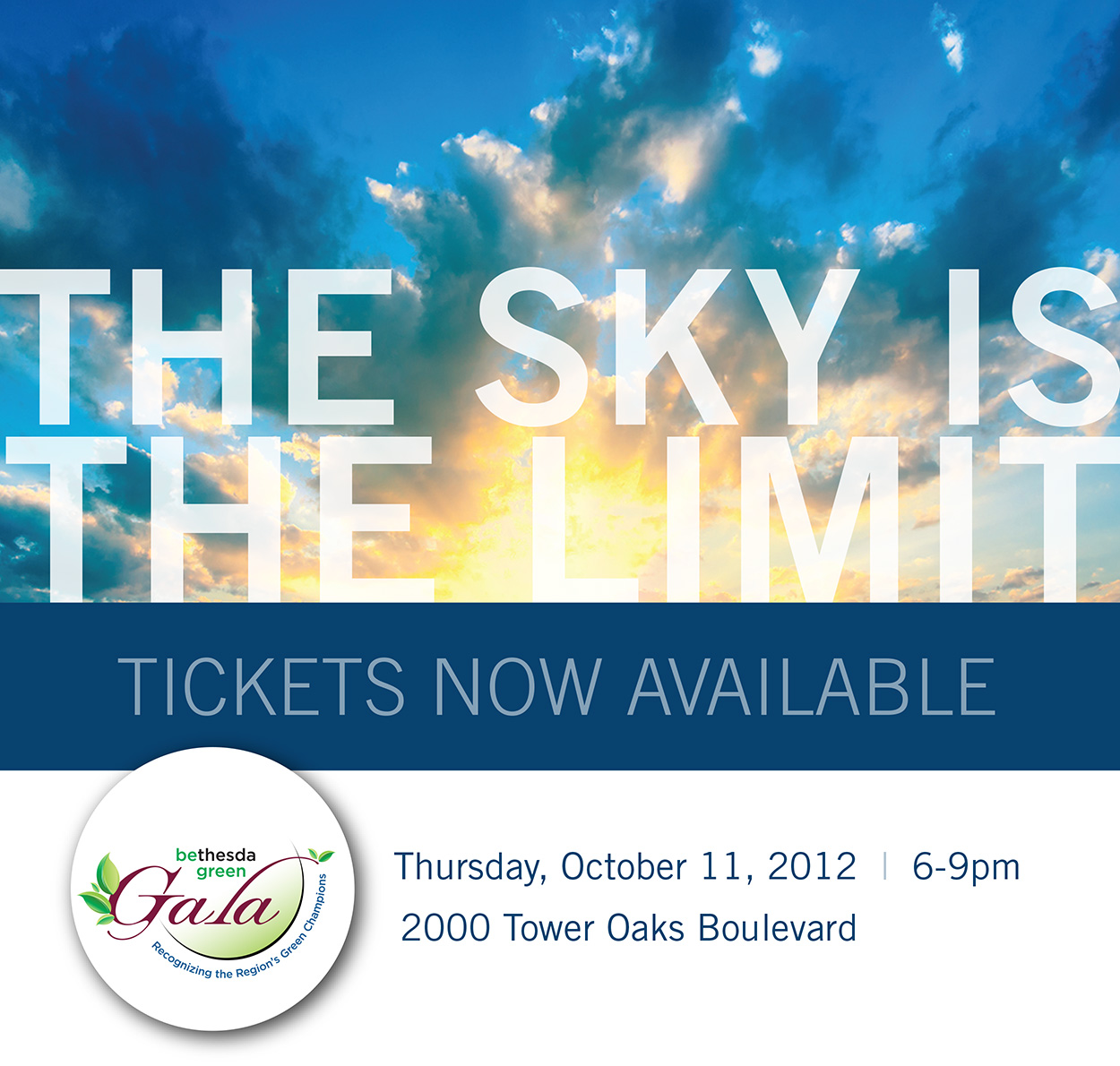 the sky s the limit bethesda green gala bethesda green