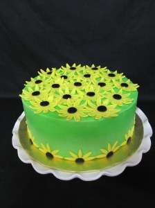 sunflower-birthday-cake